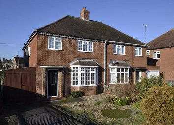Thumbnail 4 bed semi-detached house for sale in Southdown Road, Benham Hill, Thatcham, Berkshire