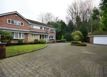 4 bed detached house for sale in Caverswall Road, Blythe Bridge, Stoke-On-Trent ST11