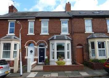 Thumbnail 3 bed terraced house for sale in Thornton Road, Stanwix, Carlisle