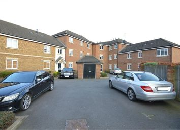 Thumbnail 2 bedroom flat for sale in Glebe Court, Clarendon Road, Cheshunt, Hertfordshire