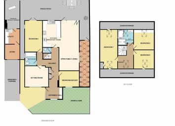 Thumbnail 5 bed property for sale in Stretyn, Carnon Downs, Truro
