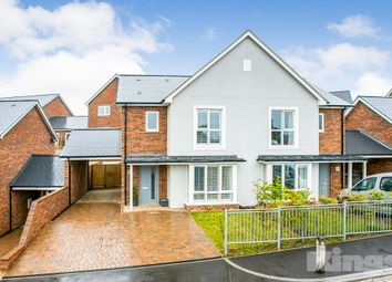 Thumbnail 3 bed semi-detached house for sale in The Avenue, Knights Park, Tunbridge Wells