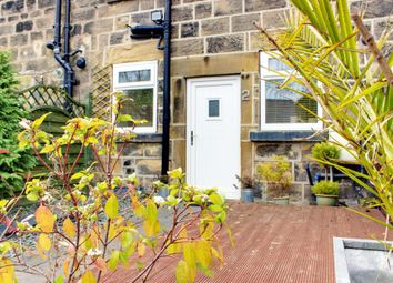 Thumbnail 2 bed terraced house to rent in St. Wilfrids Terrace, Pool In Wharfedale, Otley