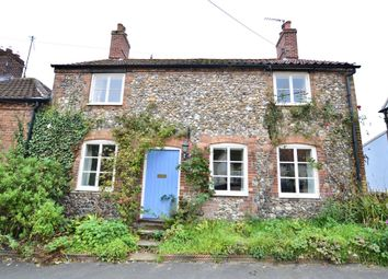 Thumbnail 3 bedroom cottage to rent in Nethergate Street, Harpley, King's Lynn