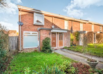 Thumbnail 3 bed end terrace house for sale in Lakeside, Redhill