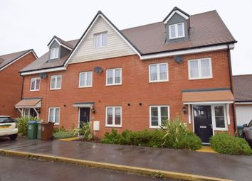 Thumbnail 3 bed terraced house for sale in Crawford Road, Aylesbury
