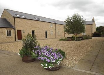 Thumbnail 3 bedroom barn conversion to rent in Herewards Road, Oakes Park