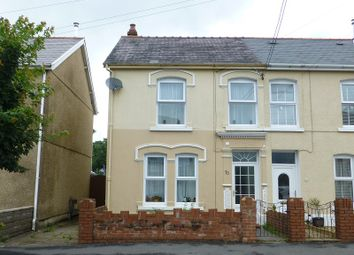 Thumbnail 3 bed semi-detached house for sale in 70 Margaret Street, Ammanford, Carmarthenshire.