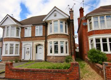 Thumbnail 3 bed semi-detached house for sale in Norman Place Road, Coventry