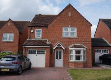 Thumbnail 4 bed detached house for sale in Shireoaks Way, Grimethorpe