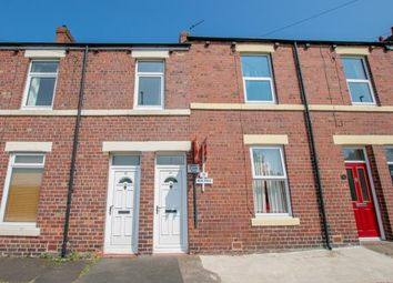 Thumbnail 3 bed flat for sale in Burradon Road, Burradon, Cramlington, Tyne And Wear