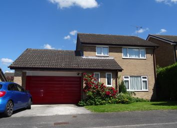 Thumbnail 4 bed detached house to rent in Woodbridge Rise, Walton, Chesterfield