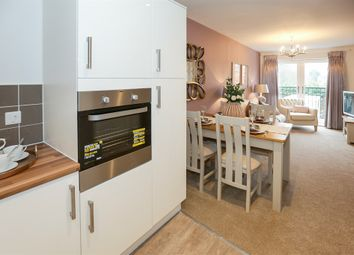 Thumbnail 2 bed flat for sale in White Ladies Close, Worcester