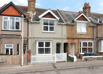 Thumbnail 3 bed terraced house for sale in Belmont Road, Westgate-On-Sea