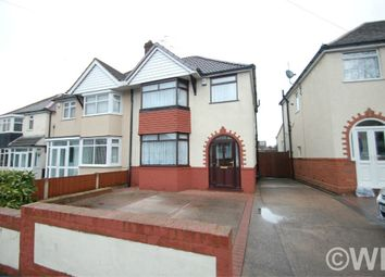 Thumbnail 3 bedroom detached house for sale in Hydes Road, West Bromwich, West Midlands