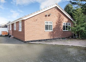 Thumbnail 4 bed detached bungalow for sale in Dovecote, Shepshed, Loughborough, Leicestershire