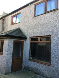 Thumbnail 2 bedroom flat to rent in 12A Backgate, Peterhead