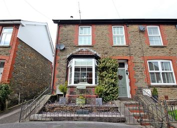 Thumbnail 2 bed end terrace house for sale in Llest Terrace, Llantwit Fardre, Pontypridd, Rhondda, Cynon, Taff.