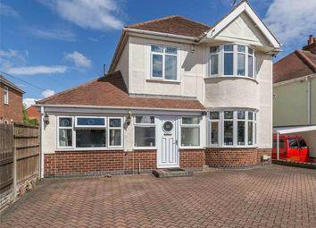 Thumbnail 4 bed detached house for sale in Henhurst Hill, Burton-On-Trent, Staffordshire