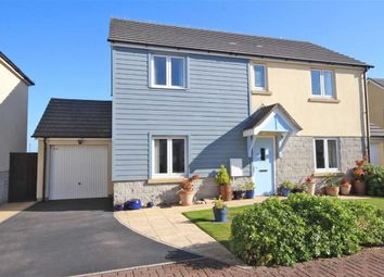 Thumbnail 4 bed link-detached house for sale in Pavilions Close, Furzeham, Brixham