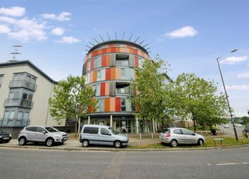 Thumbnail 2 bed flat for sale in Quayside Drive, Hythe, Colchester