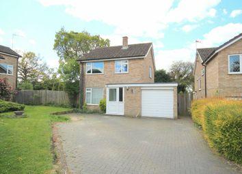 Thumbnail 3 bed detached house for sale in Corsletts Avenue, Broadbridge Heath, Horsham