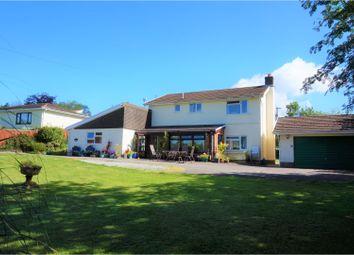 Thumbnail 5 bed detached house for sale in Cwmifor, Llandeilo