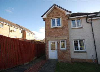 Thumbnail 3 bed end terrace house for sale in Meiklelaught Place, Saltcoats