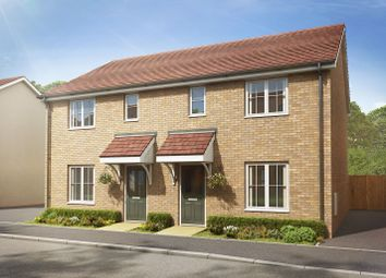 Thumbnail 3 bed semi-detached house for sale in Kirby Road, Walton On The Naze