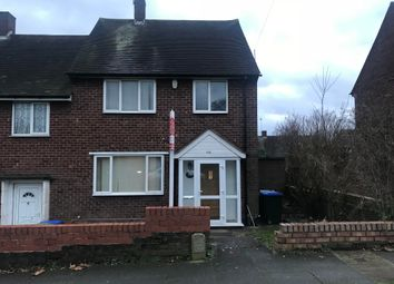 Thumbnail 3 bed property to rent in Hamstead Road, Great Barr, Birmingham