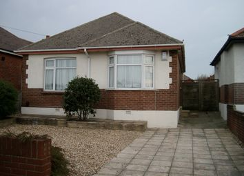 Thumbnail 2 bed bungalow to rent in Herbert Avenue, Parkstone, Poole