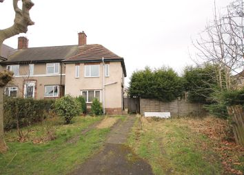 Thumbnail 3 bed terraced house for sale in Walton Drive, Boythorpe, Chesterfield