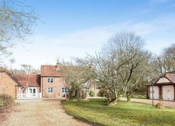 Thumbnail 7 bed detached house for sale in Mislingford Road, Swanmore, Southampton