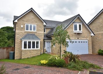 Thumbnail 4 bed detached house for sale in Weavers Mill Way, New Mill, Holmfirth