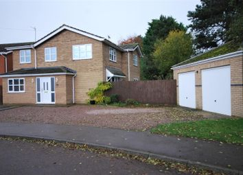 Thumbnail 4 bed detached house for sale in Mountbatten Avenue, Pinchbeck, Spalding