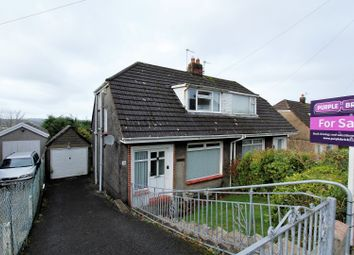 Thumbnail 2 bedroom semi-detached house for sale in Beverley Gardens, Ravenhill