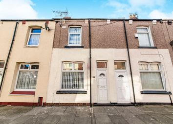 Thumbnail 2 bed terraced house for sale in Uppingham Street, Hartlepool