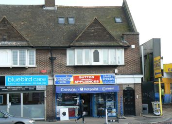 Thumbnail 2 bed flat to rent in Epsom Road, Sutton