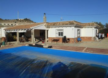 Thumbnail 4 bed detached house for sale in Zurgena, Almería, Andalusia, Spain