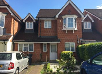 Thumbnail 5 bed terraced house for sale in Marl Field Close, Worcester Park