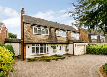 Thumbnail 4 bed detached house for sale in Tudor Grove, Sutton Coldfield, Staffordshire