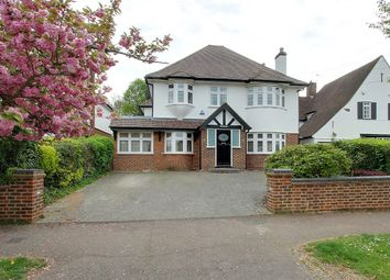 Thumbnail 5 bed detached house for sale in Bradmore Way, Brookmans Park