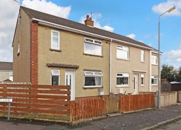 Thumbnail 2 bed semi-detached house for sale in Belmont Crescent, Kilmaurs