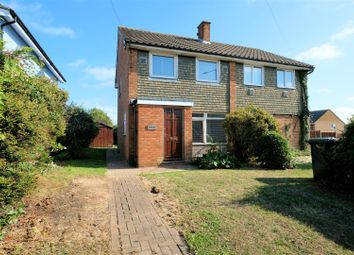 Thumbnail 3 bedroom semi-detached house for sale in Millstrood Road, Whitstable