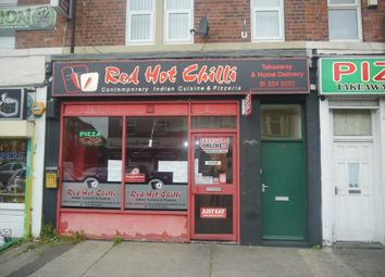 Thumbnail Commercial property for sale in Red Hot Chilli, 117A Chillingham Road, Heaton