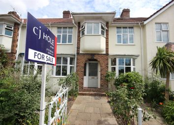 Thumbnail 5 bed terraced house for sale in Oakwood Road, Henleaze, Bristol