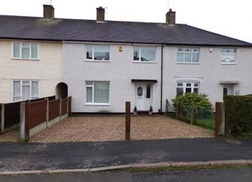 3 bed terraced house for sale in Belwood Close, Clifton, Nottingham, Nottingamshire NG11