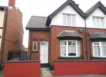Thumbnail 2 bed semi-detached house to rent in Pinfold St. Extension, Darlaston, Wednesbury