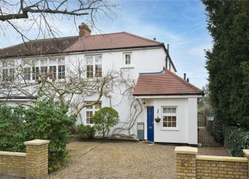 Palace Road, East Molesey, Surrey KT8. 4 bed semi-detached house for sale
