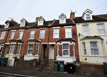 Thumbnail 3 bed terraced house for sale in Athelstan Road, Folkestone